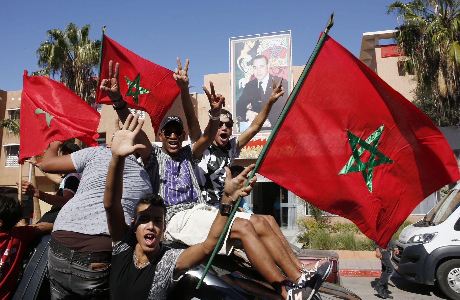 Marokko / Westsahara