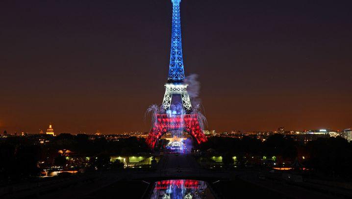 Eiffelturm-Nachbauten: Oft kopiert, nie erreicht