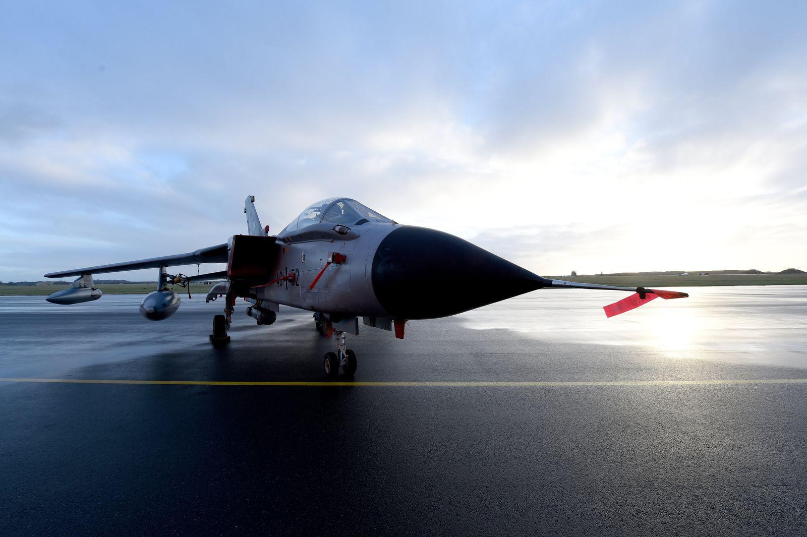 Tornados des Taktischen Luftwaffengeschwaders 51