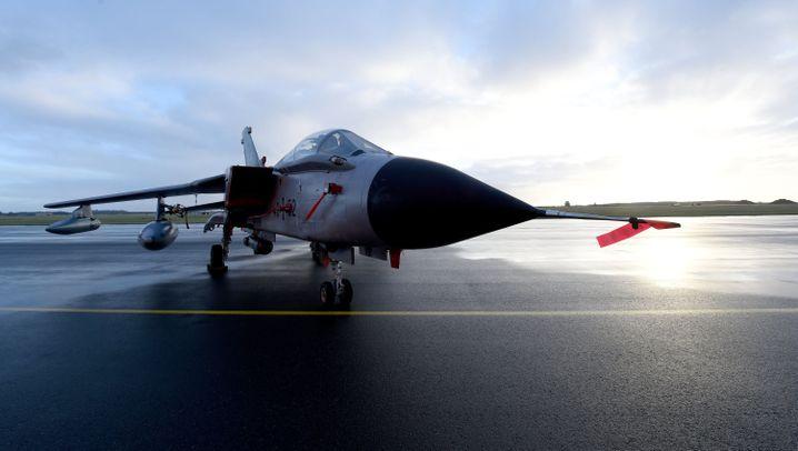 """""""Tornados"""" nach Syrien: Start in schwierige Mission"""