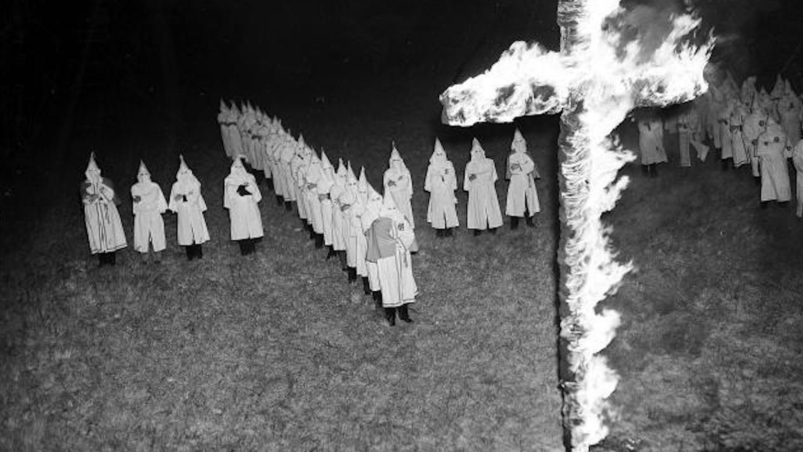 Videoteaser: Früherer Ku-Klux-Klan-Anführer ruft zur Trump-Wahl auf