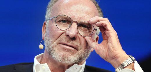 Karl-Heinz Rummenigge im ZDF-Sportstudio: Die Uefa ist schuld, nicht der FC Bayern München