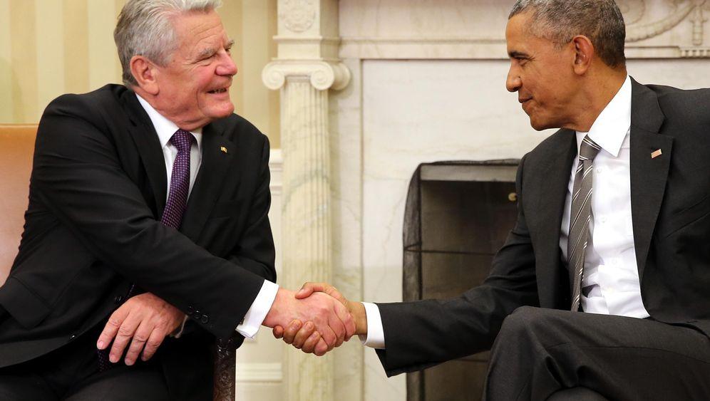 Gauck in den USA: Erfüllung eines Lebenstraums