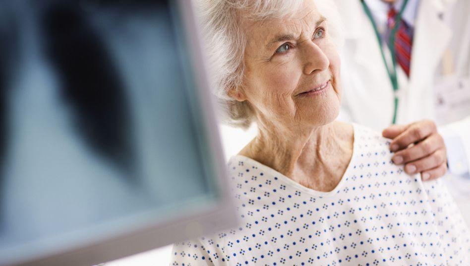 Ältere Patientin: Direkte Auswirkungen des demografischen Wandels