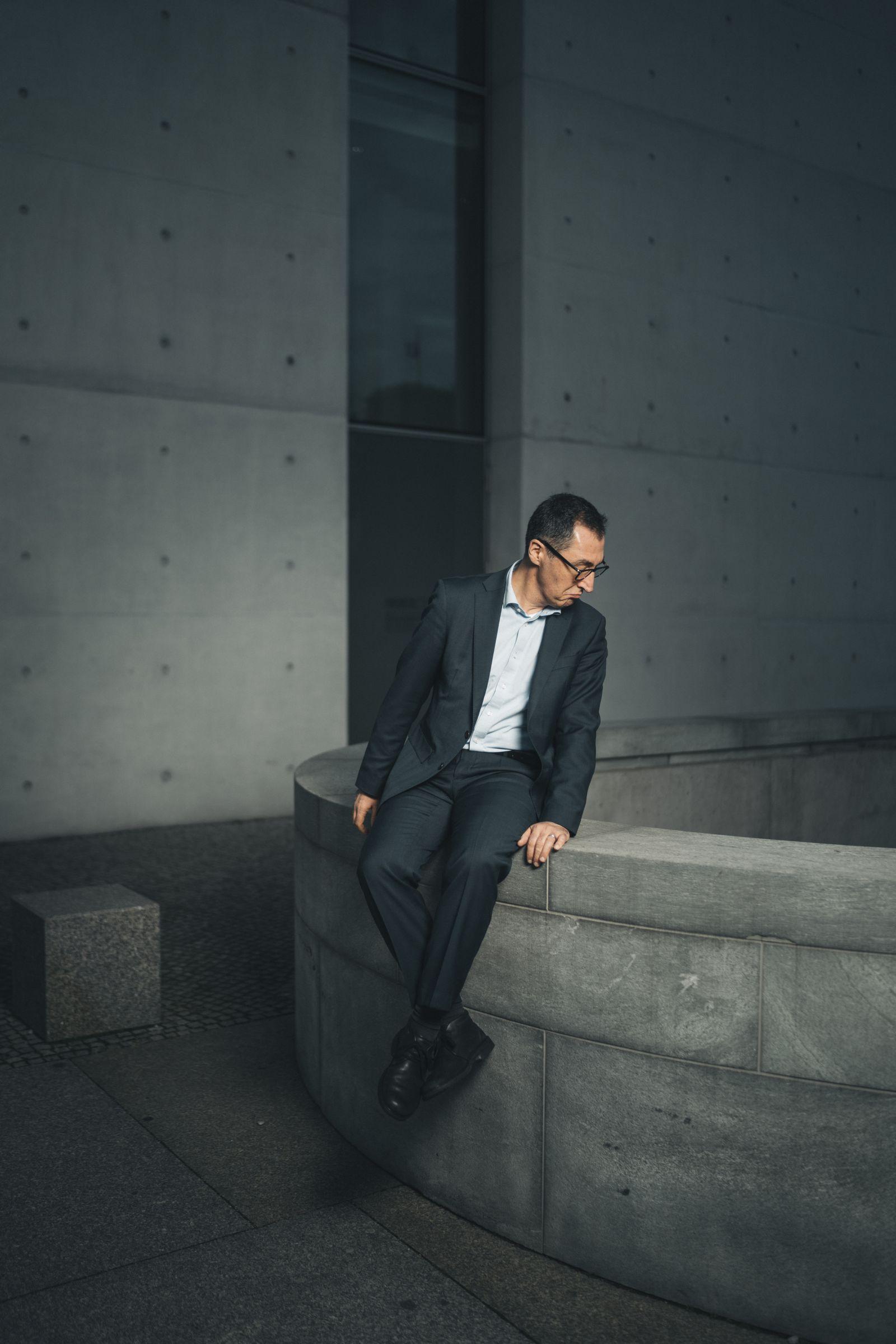 Cem Özdemir, Politiker und MdB (Bündnis 90/Die Grünen), im/am Paul-Löbe-Haus, Berlin