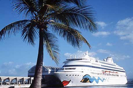 Aida Kreuzfahrtschiff: Last-MinuteAngebote sollen mehr Kunden locken