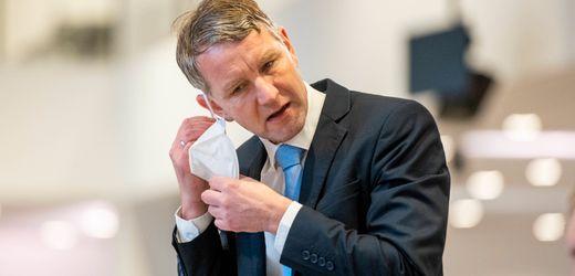 AfD in Thüringen: Verfassungsschutz beobachtet Landesverband