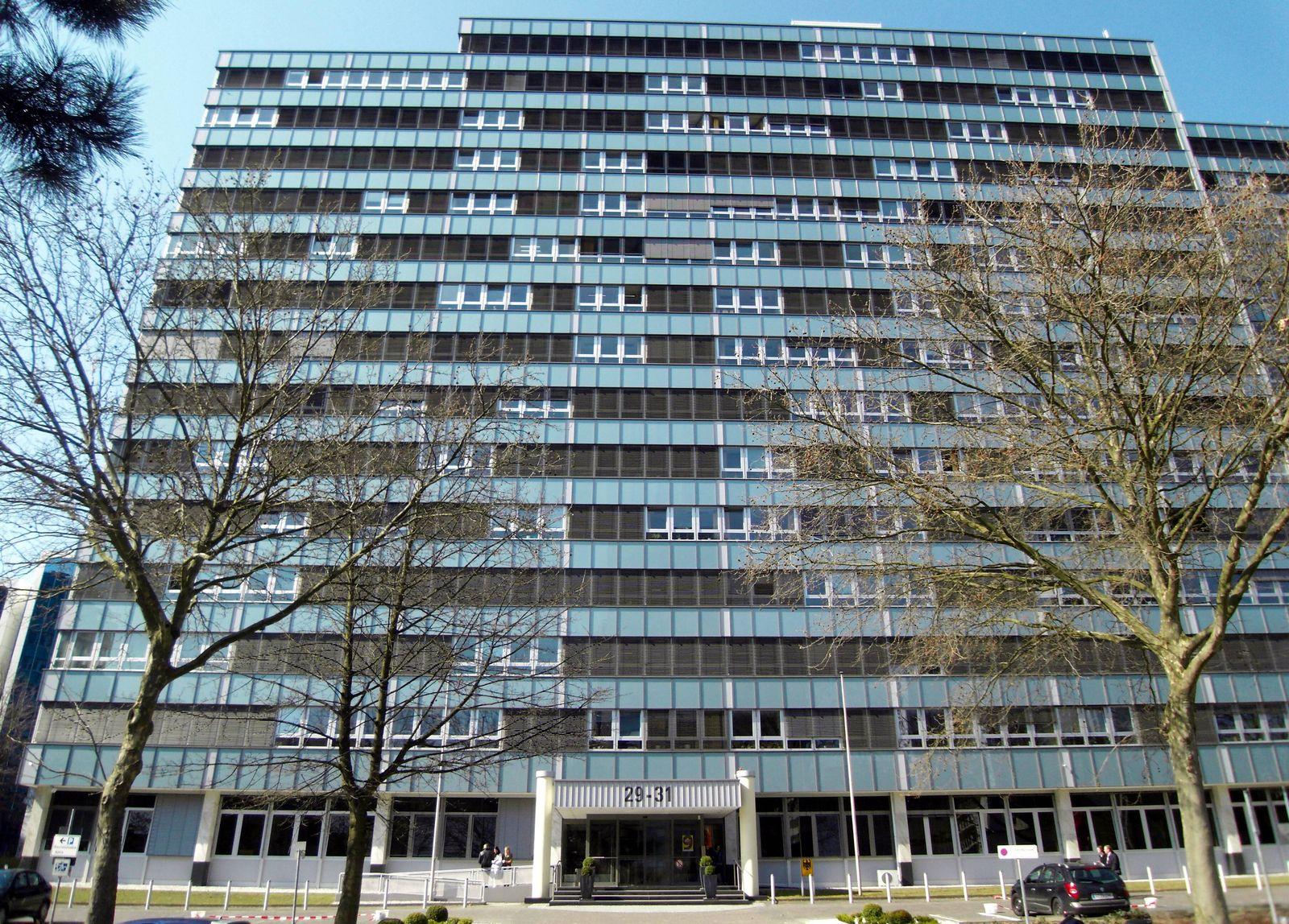 EINMALIGE VERWENDUNG BAFA / Bundesamt für Wirtschaft und Ausfuhrkontrolle / Eschborn
