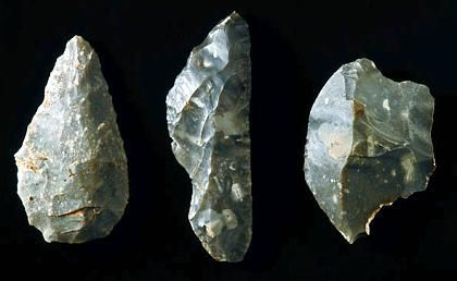 Archaeologists have discovered over 600 stone tools at the 120,000-year-old site.