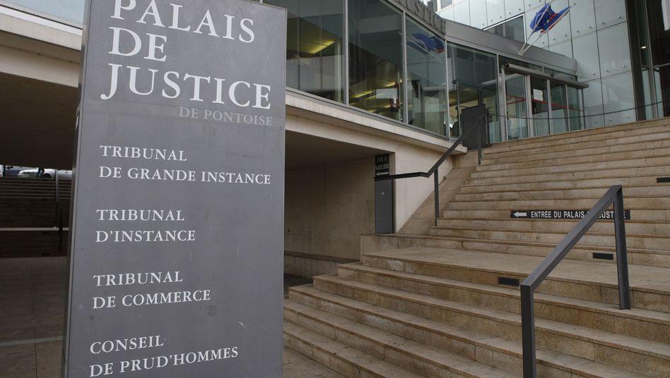 Gerichtsgebäude in Pontoise