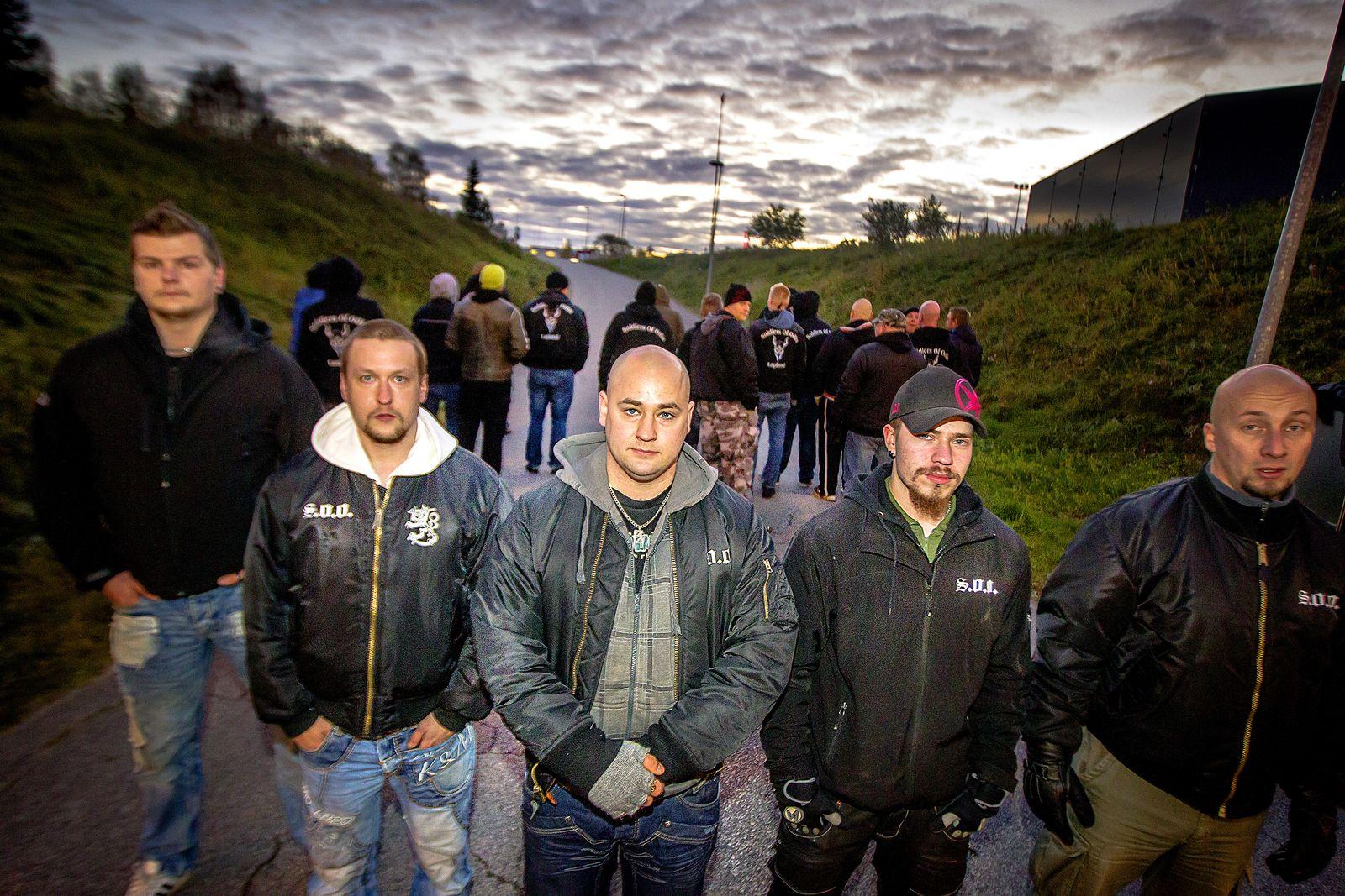 EINMALIGE VERWENDUNG Soldiers of Odin / Finland