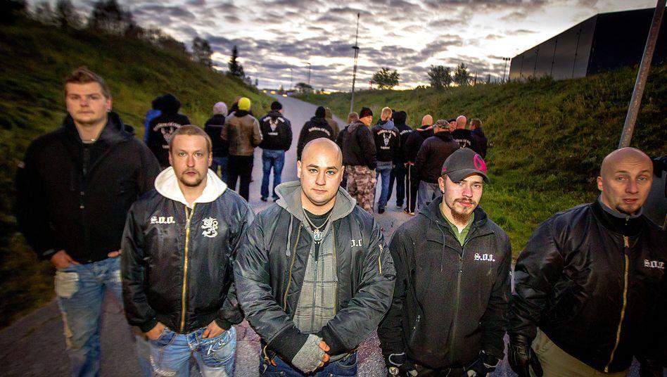 """Bürgerwehr """"Soldaten Odins"""": Unterstützenswerte Nachbarschaftsarbeit?"""