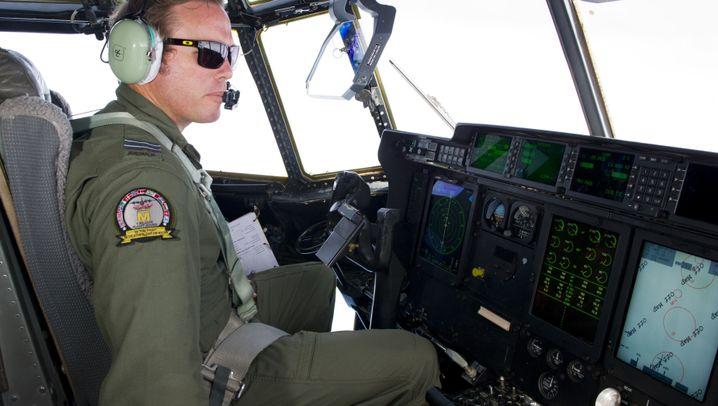 Flug MH370: Schwierige Suche vor Australiens Küste