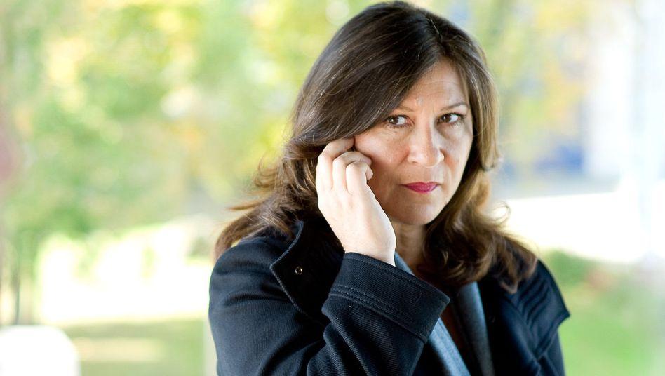 "Eva Mattes als Klara Blum: Goodbye, ""Tatort""."