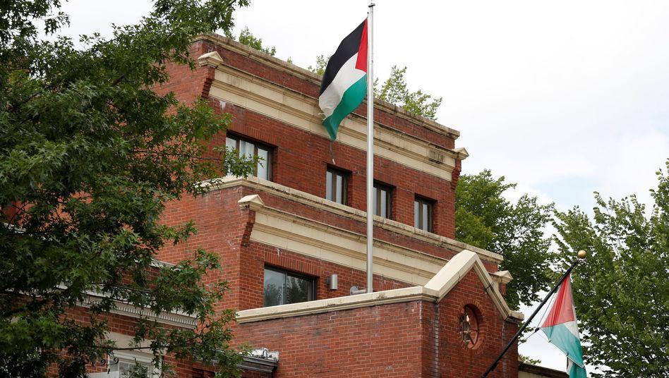PLO-Vertretung in Washington