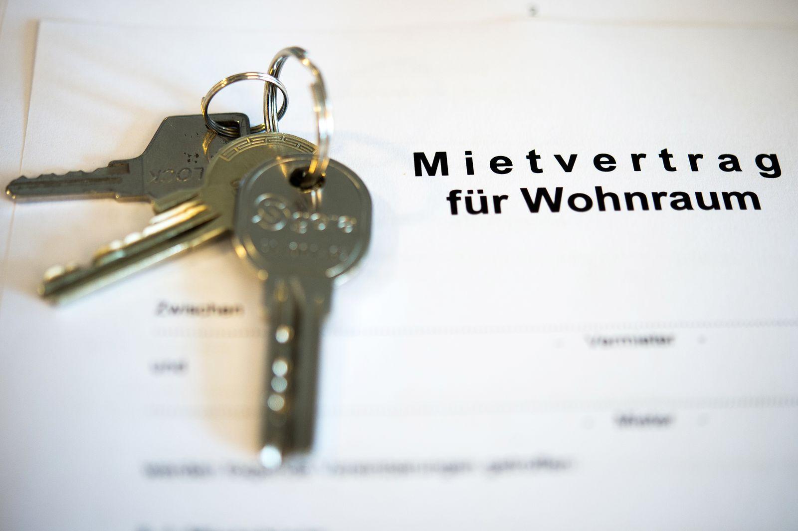 NICHT VERWENDEN Mietwohnung / Miete/ Mietvertrag / Makler