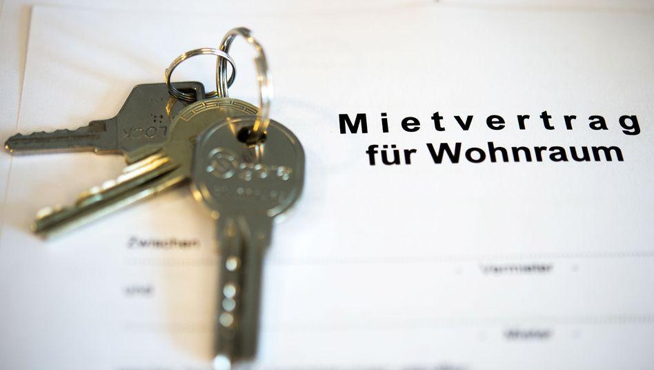 Mietvertrag: Vorsicht bei Angaben des Maklers