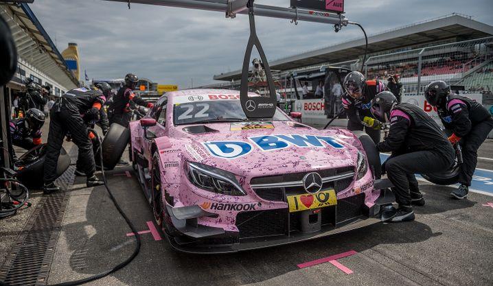 Ab 2019 nicht mehr dabei: Mercedes ist ausgestiegen