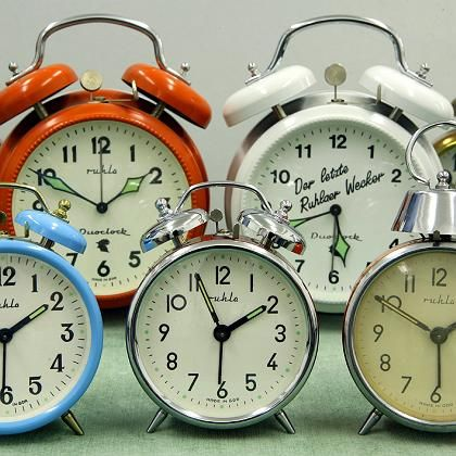 Wer hat an der Uhr gedreht? Zwei Mal pro Jahr wird die Zeit umgestellt