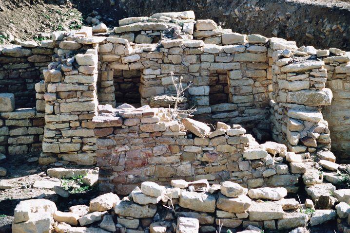 Ruinen von Basta: 50 Skelette bei Rettungsgrabungen gefunden