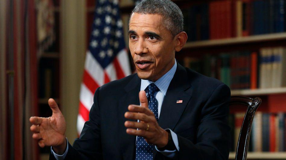 Nuklearstreit: Obama setzt Iran Zehnjahresfrist