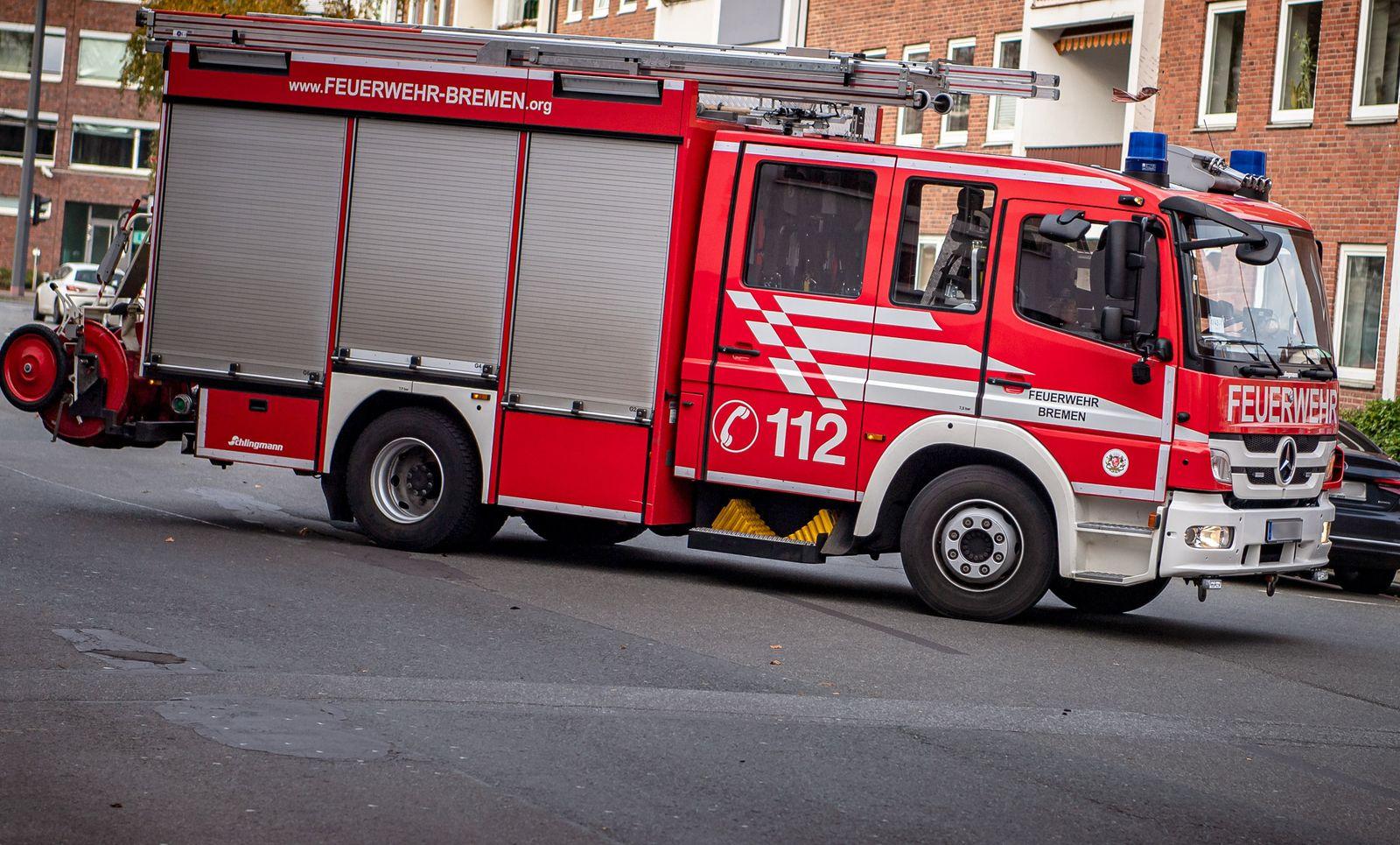 Rassistische Vorwürfe gegen Bremer Feuerwehrbeamte