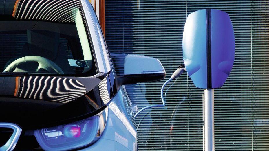 BMW-Elektroauto i3