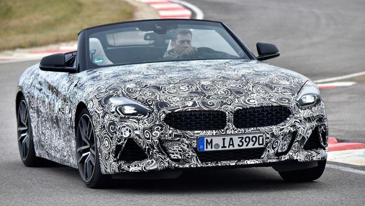 BMW Z4: Klappt es jetzt besser?