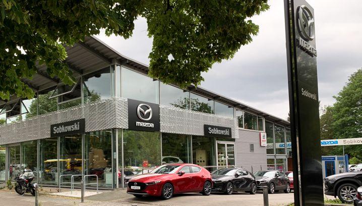 Autohaus Sobkowski in Berlin: Der Juni war der beste Monat des Jahres
