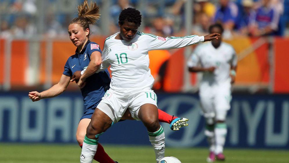 Nigerias Fußballfrauen: Angst vor dem Aus