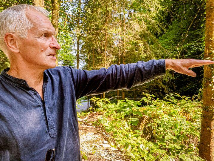 Vorwürfe gegen Naturschützer Herbst: »Die Einsprüche hatten das Ziel, wirksame Sperrbauwerke zu verhindern«