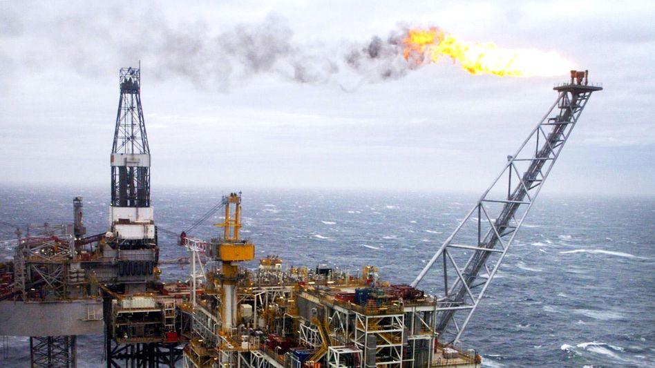 Ölförderung: Bis zu acht Prozent Verlust