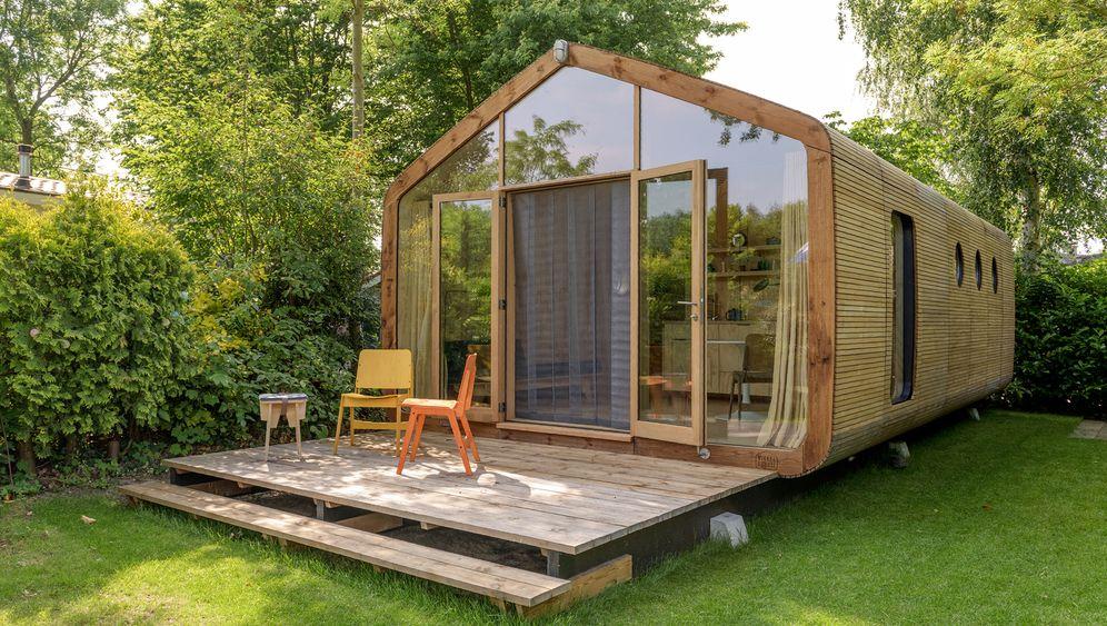 Ein Sieger aus der Kategorie »Bau und Einrichtung«: das Wikkelhouse