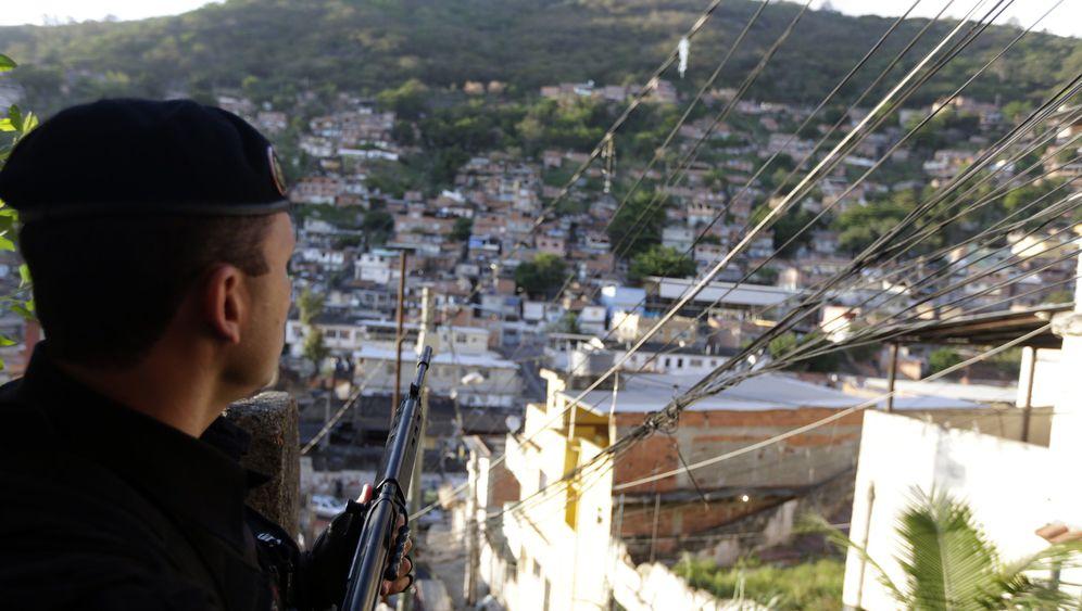 Polizei in Brasilien: Großeinsatz in den Favelas von Rio
