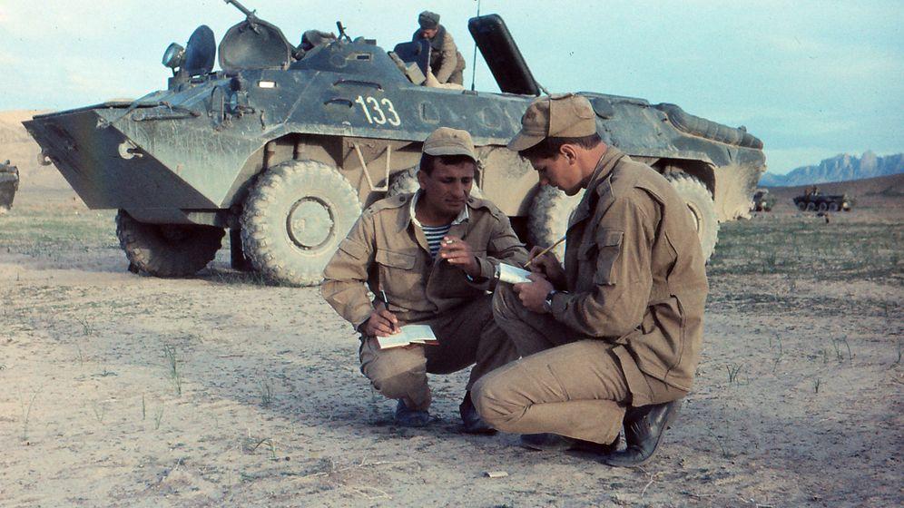"""Sowjetunion in Afghanistan: Sie hatten selbst um """"brüderliche Hilfe"""" gebeten"""