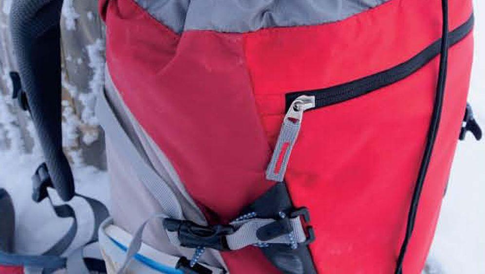 Rucksack-Packtipps: Tief hoch stapeln