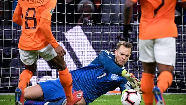 Nach 3:2 gegen die Niederlande: Die DFB-Spieler in der Einzelkritik