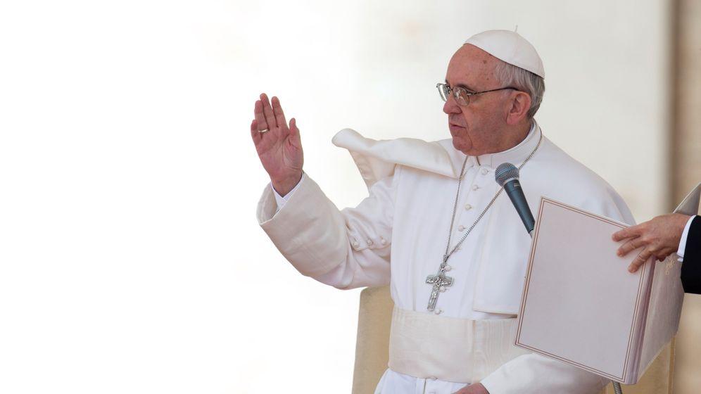 """Papst Franziskus über Gay-Lobby: """"Wir müssen sehen, was wir tun können"""""""