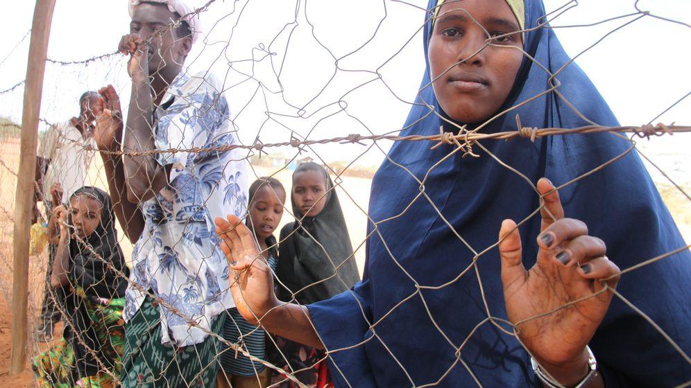 Flüchtlingscamp Dadaab: Kampf gegen Hitze und Hunger