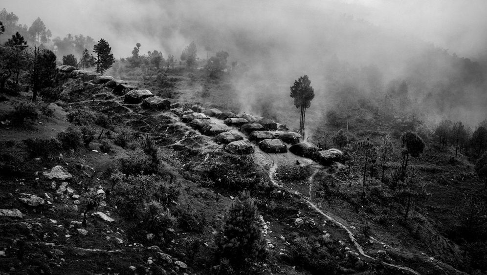 Die letzten Nomaden Nepals: Zu Besuch bei den Raute