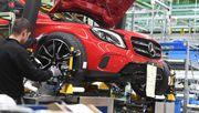 Daimler lässt künftig Motoren in großem Stil in China bauen