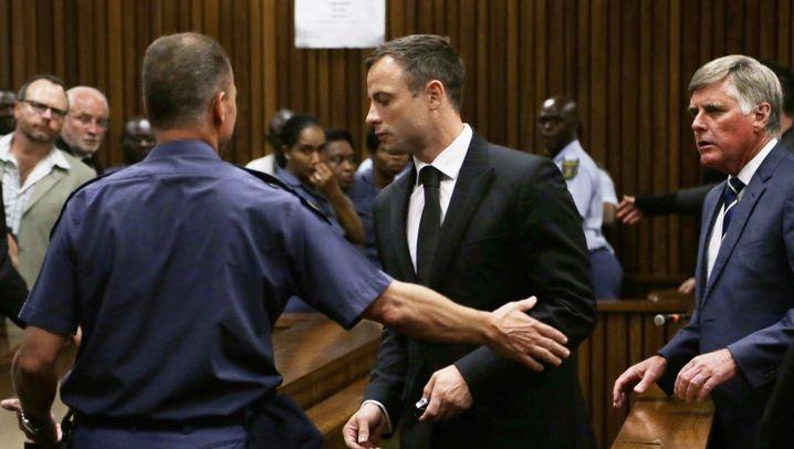 Prozess: Der Fall des Oscar Pistorius