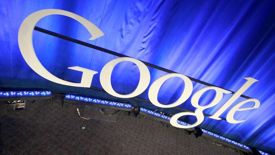 """Google-Logo: """"Wir hatten ein großartiges Quartal"""""""
