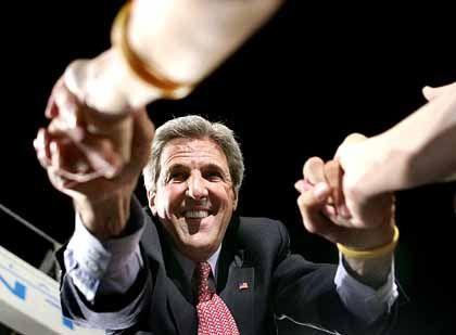 """Herausforderer Kerry: """"Es wäre gar nicht mal so ein Schock"""""""