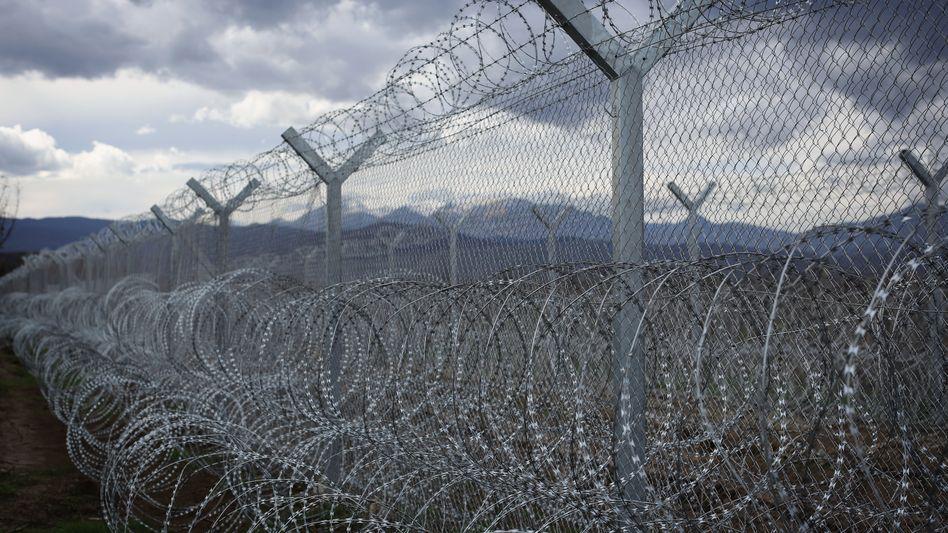 Griechisch-mazedonische Grenze