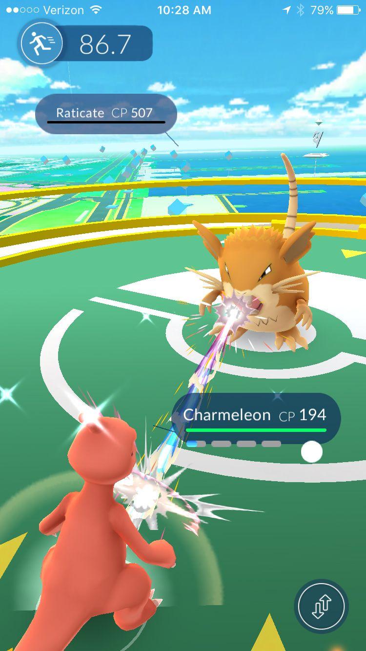 EINMALIGE VERWENDUNG Pokemon Go