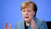 Merkel hält an Impfversprechen fest