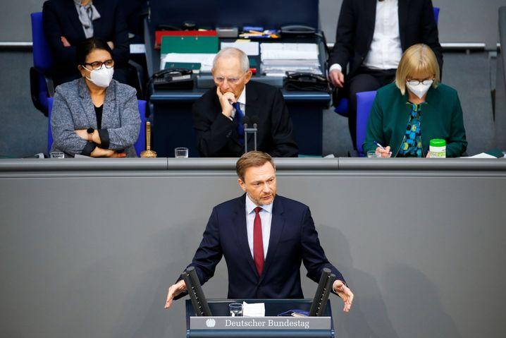 FDP-Chef Lindner: »hochproblematisch«