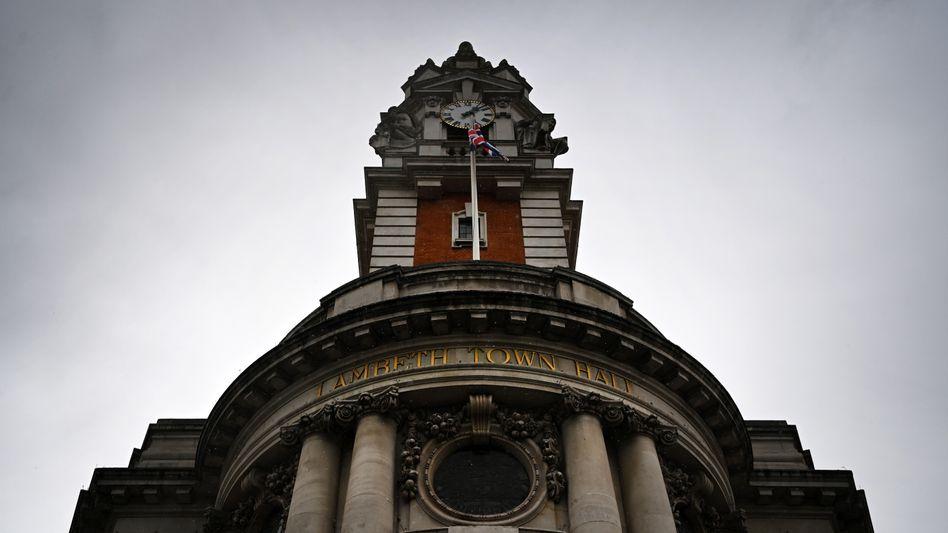 Rathaus des Londoner Bezirks Lambeth