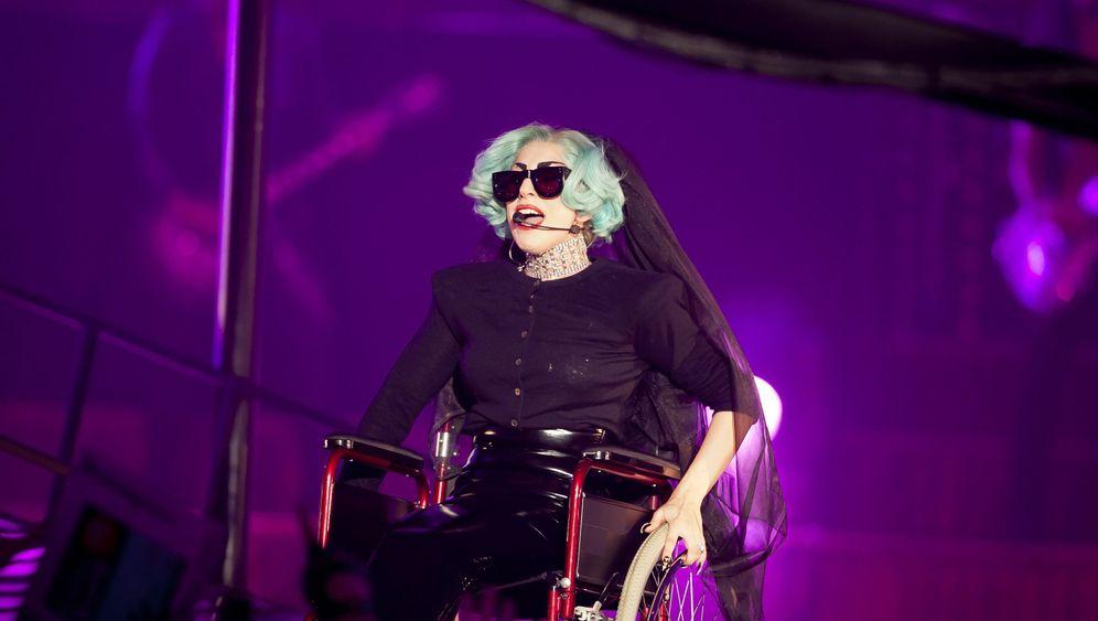 Lady Gaga: Meerjungfrau im Rollstuhl? Langweilig!